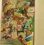 Ein Malusionsbild, welches beim 8. Jugendkulturtag in Frankenberg entstanden ist.