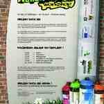 Wundersprüh-Plakat