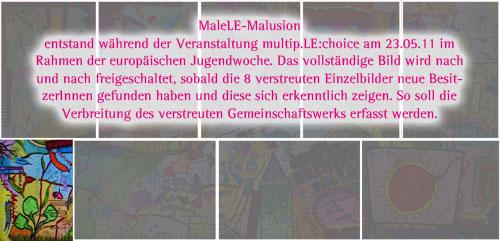 MaleLE-Malusion noch verschleiert