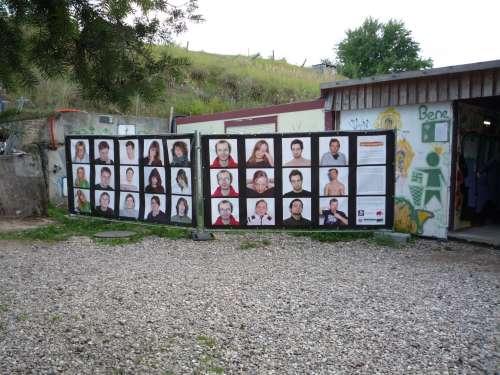 Später Arbeiten beim Ajuca 2010